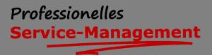 Professionelles SErvice Management